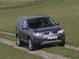 Mitsubishi Motors: Pajero, Grandis a nový Outlander s odpočtem DPH