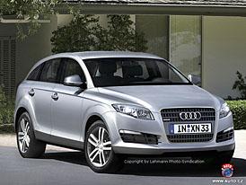 Spy Photos: Audi Q5 - Quattro pětimístné