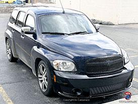 Spy Photos: Chevrolet HHR SS - rychlé kombi Made in USA