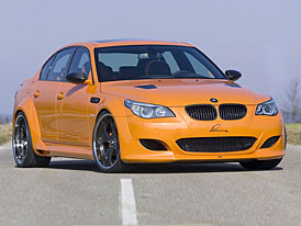 Lumma CLR 500 RS: přepracované BMW M5 s 412 kW