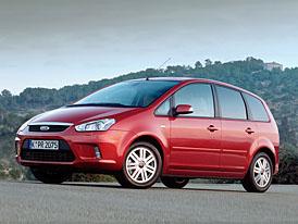 Ford C-MAX po faceliftu na českém trhu od 499.990,-Kč