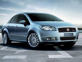 Fiat Linea na českém trhu: dostupný diesel, zajímavé ceny