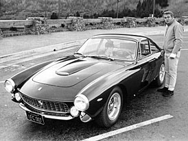 Christie's: Ferrari 250GT Lusso Steve McQueena jde do dražby