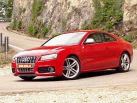 Audi A5/S5 - prvn� j�zdn� dojmy