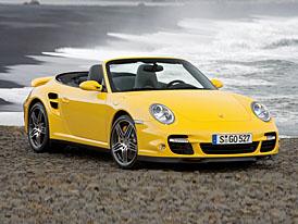 Porsche 911 Turbo Cabriolet: rychlík bez střechy