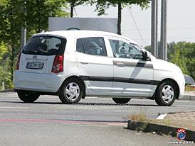 Spy Photos: z Picanta se vyvinul Hyundai Atos