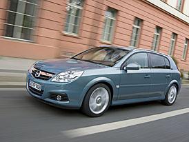 Opel: Konec pro model Signum, nejistá budoucnost modelu Tigra TwinTop