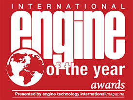 International Engine of the Year 2010: Kompletní výsledky