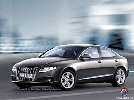 Spy Photos: Nové Audi A4 chce být tak sportovní jako BMW řady 3