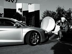 Audi R8 bude mít exkluzivní kalendář