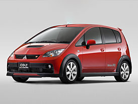Mitsubishi Colt Ralliart Version-R Recaro Edition: dob�e nabit� Colt