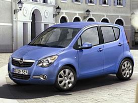 Nový Opel Agila: první fotografie a informace