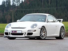 KW Automotive 911 GT3: nový podvozek pro Porsche