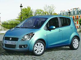Suzuki: premiéra modelu Splash ve Frankfurtu (nové fotografie)