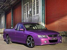 Holden Commodore SVZ Wagon a Ute: ak�n� modely po australsku