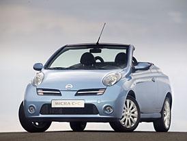 Nissan Micra C+C míří z Evropy do Japonska