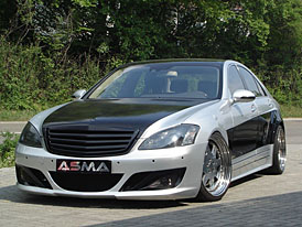 ASMA New Eagle II Sport Edition: nekonvenční tuning
