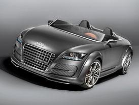 Audi TT clubsport quattro: střešní lifting