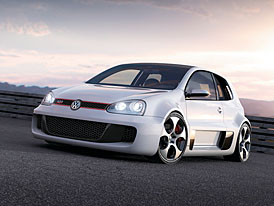 Video: Volkswagen Golf GTI W12 v pohybu