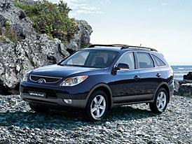 Hyundai přiveze do Paříže hybridní Santa Fe a velké SUV iX55