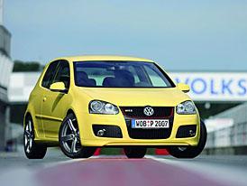 VW Golf GTI Pirelli Edition: Třetí do party