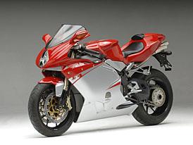 MV Agusta F4-R 312 vyhrála prestižní Master Bike 2007