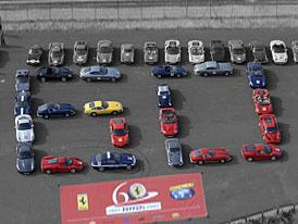 Ferrari slaví 60 let