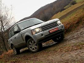 Range Rover: Nová generace na redukční dietě