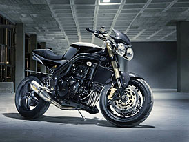Triumph Speed Triple 1050 Special Edition