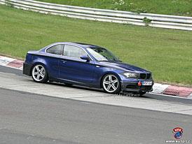 Spy Photos: BMW 1 Coup� - opona spadla