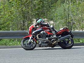 Aprilia a Moto Guzzi den v Jizerských horách