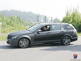Spy Photos: Mercedes-Benz C 63 AMG také jako kombi