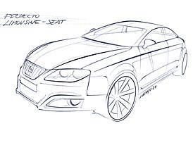 ��fdesign�r o budoucnosti SEATu: nov� modely budou v�razn�ji odli�eny