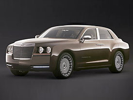 Chrysler zřejmě bude vyrábět limuzínu Imperial v Kanadě