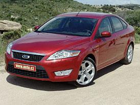 Ford Mondeo – první jízdní dojmy