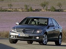 Mercedes-Benz třídy C bude obouvat pneu Continental