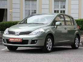 Nissan Tiida: prvn� j�zdn� dojmy