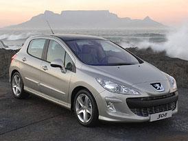 Peugeot 308: prvních 100.000 vyrobených vozů