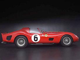 Nejdra��� Ferrari sv�ta: 330 TRI/LM Testa Rosa Spyder