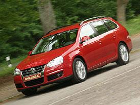 Volkswagen Golf Variant: první jízdní dojmy + české ceny