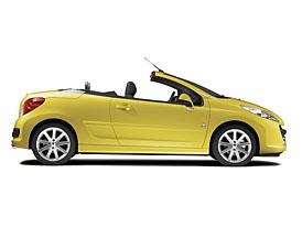 Automobilový trh Evropy: Nejprodávanějším autem je Peugeot 207