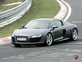 Car and Driver: Audi R8 dostane motor 4,2 V8 TDI