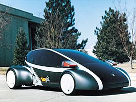 Chrysler Group oslavuje 20 let moderních koncepčních automobilů