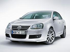 Volkswagen Jetta s bohatou výbavou výhodnější než Octavia