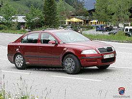 Spy Photos: Nová Škoda - nové fotografie