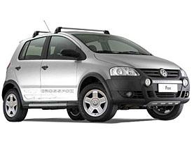 Brazilský VW CrossFox dostal facelift
