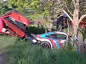 Soud ohledně nehody na letošním Gumballu