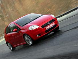 Nové Turbo: Fiat Grande Punto 1,4 T-JET (88 kW)