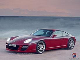 Spy Photos: M��� Porsche s nov�m kup� do t��dy Granturismo?