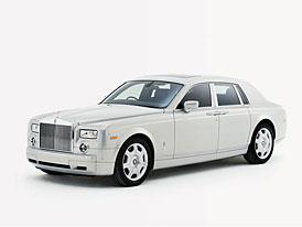 Rolls-Royce Phantom Silver Edition: oslava stříbrného ducha